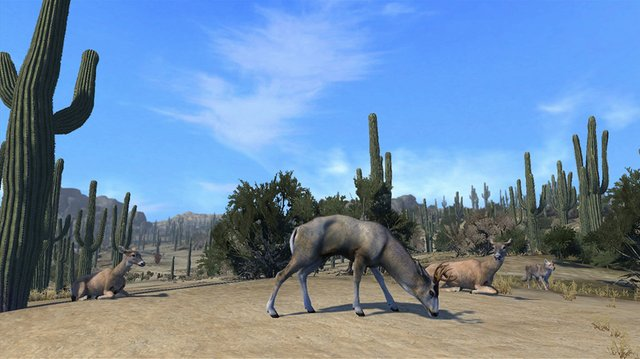 Cabela's Big Game Hunter Pro Hunts screenshot