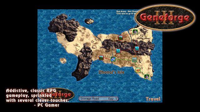 Geneforge 3 screenshot