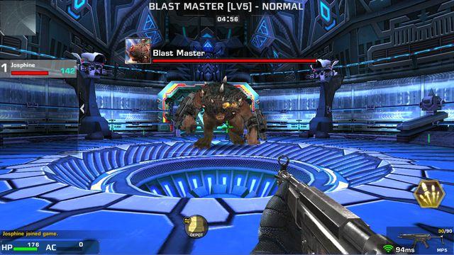 The Killbox: Arena Combat screenshot