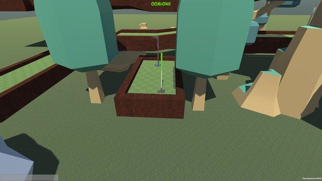AffordaGolf Online screenshot