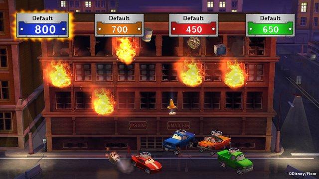 Disney•Pixar Cars Toon: Mater's Tall Tales screenshot