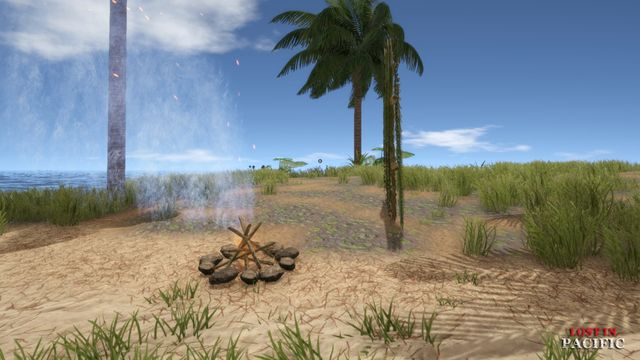 Lost in Pacific screenshot