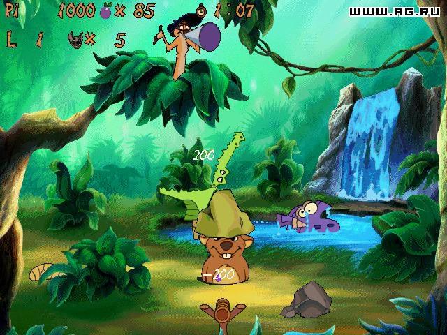 Timon & Pumbaa's Jungle Games screenshot
