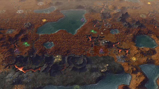 Sid Meier's Civilization: Beyond Earth - Rising Tide screenshot