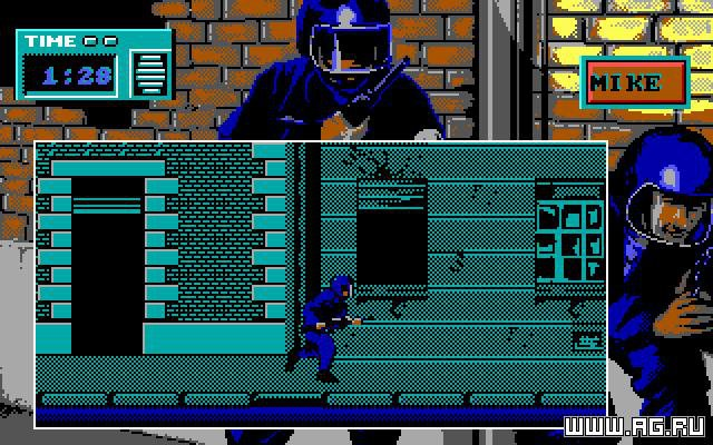 Hostage screenshot