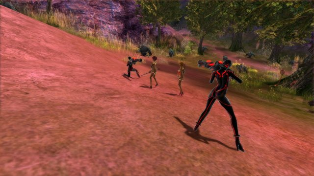 Scarlet Blade screenshot