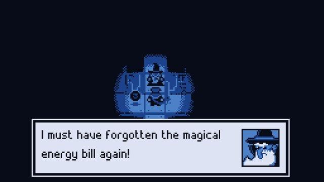 Warlock's Tower screenshot