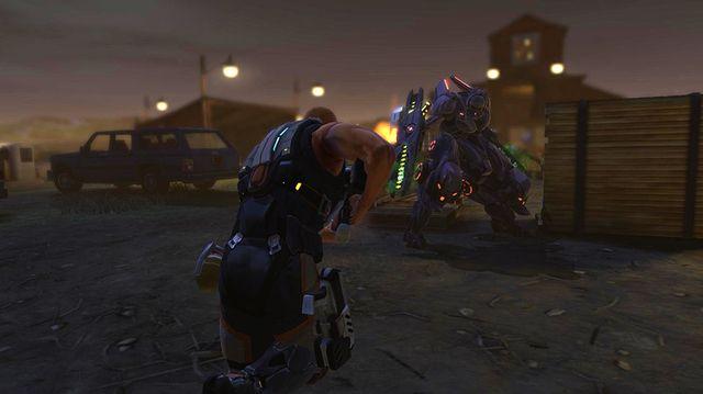 XCOM: Enemy Within screenshot