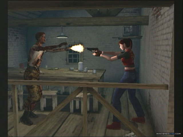 Resident Evil - Code: Veronica X screenshot