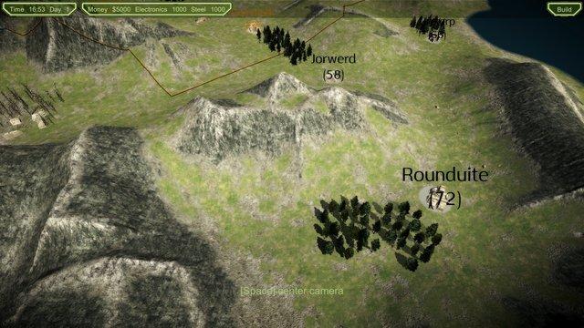 Empire of the Fallen Steel screenshot