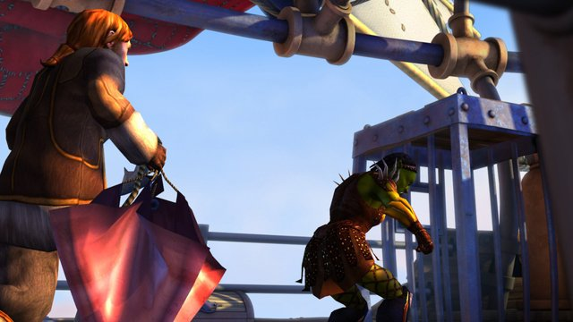 The Book of Unwritten Tales: The Critter Chronicles screenshot