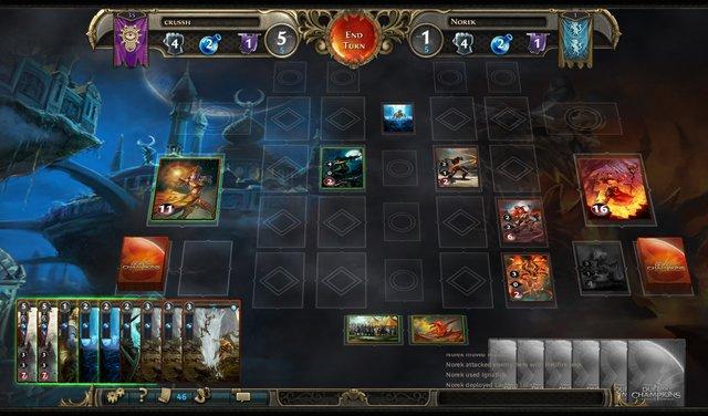 Might & Magic: Duel of Champions Forgotten Wars screenshot