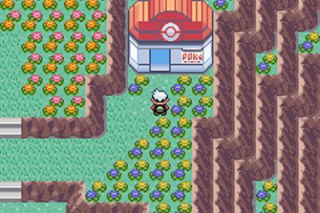 Pokemon Ruby, Sapphire, Emerald screenshot