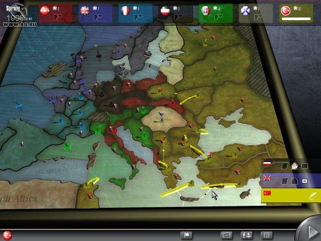 Дипломатия screenshot