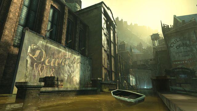 Dishonored: The Knife of Dunwall screenshot