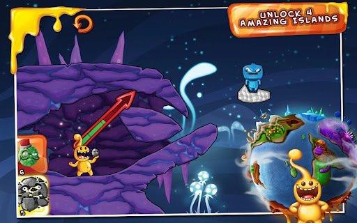 Monster Island screenshot