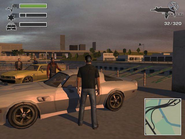 Driv3r screenshot