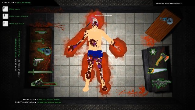 Torture Chamber screenshot