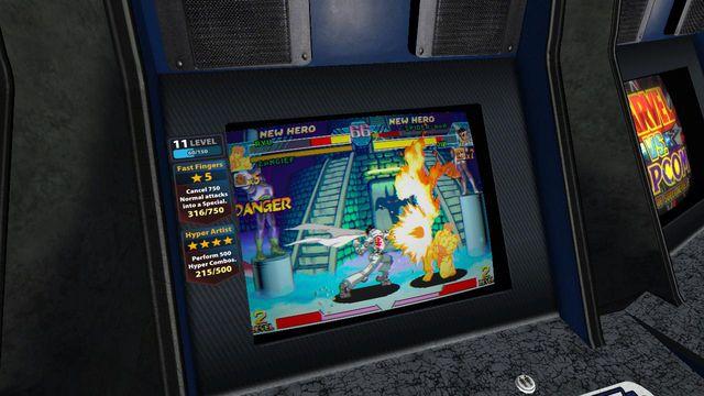 Marvel vs. Capcom: Origins screenshot