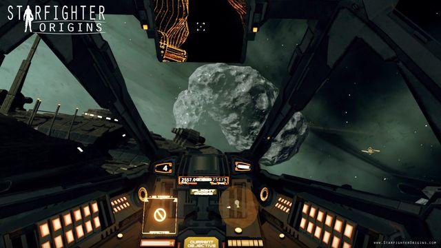 Starfighter Origins screenshot