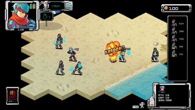 C-Wars screenshot