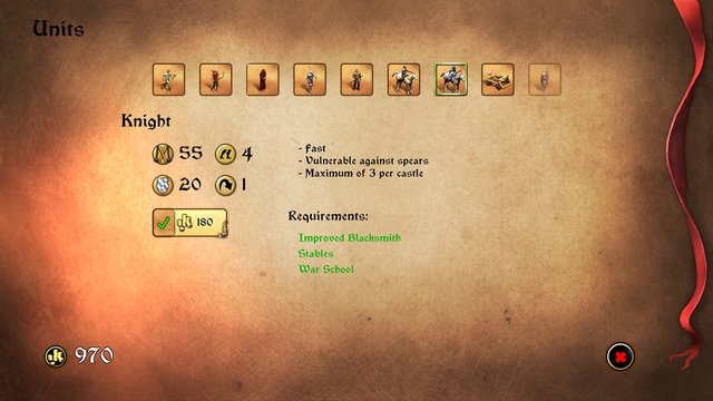 Medieval Battlefields - Black Edition screenshot