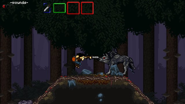 SAVAGE: The Shard of Gosen screenshot