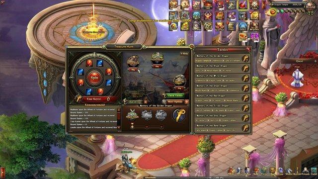 Dragon Blood screenshot