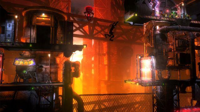 Oddworld: New 'n' Tasty - Alf's Escape screenshot
