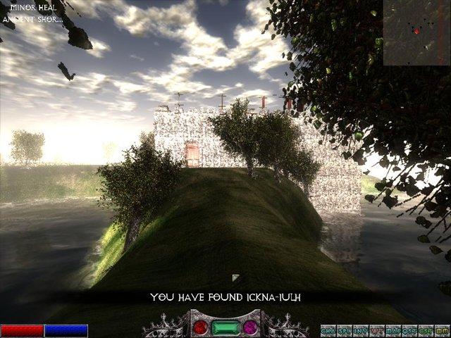 Malevolence: The Sword of Ahkranox screenshot