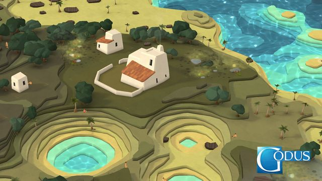 Godus Wars screenshot