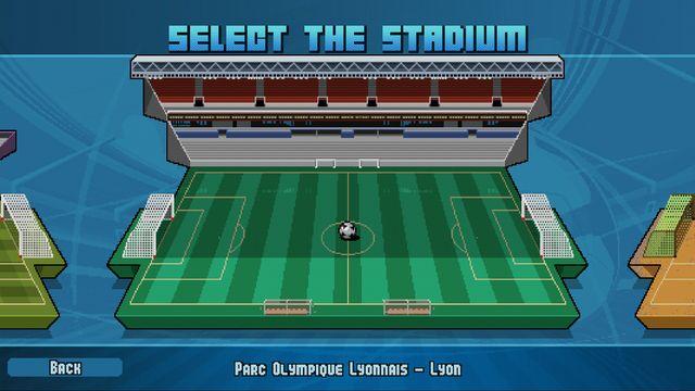 Pixel Cup Soccer 17 screenshot