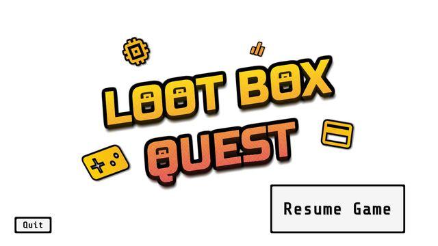 Loot Box Quest screenshot