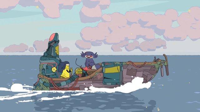 Minute of Islands screenshot