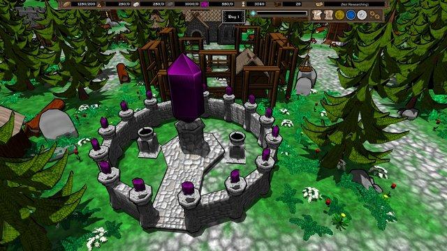 Siege of Turtle Enclave screenshot