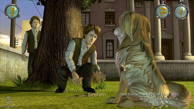 Назад в будущее: Эпизод 2 - Достать Таннена! screenshot