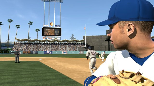 MLB 09: The Show screenshot