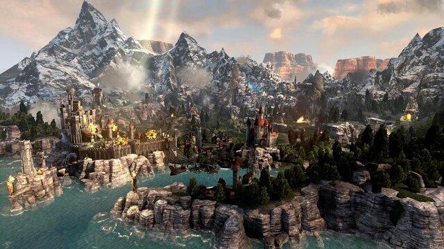 Меч и Магия Герои VII screenshot