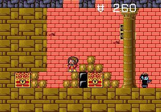 Alex Kidd in the Enchanted Castle (1989) screenshot