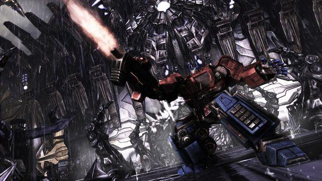 Transformers: WFC screenshot