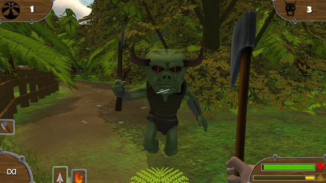 Orc Slayer screenshot