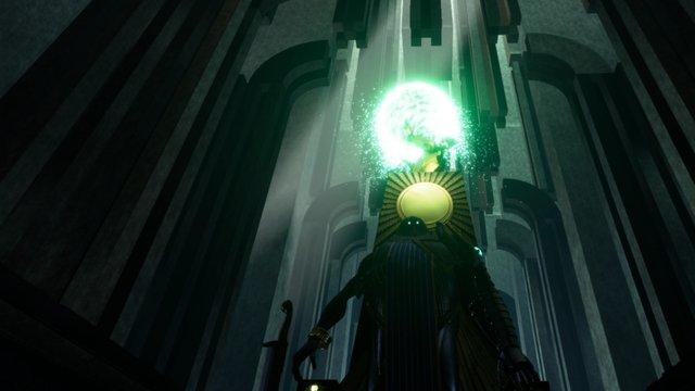 Swords of Gargantua screenshot