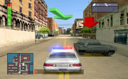 World's scariest police chases screenshot