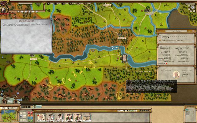 Rise of Prussia Gold screenshot