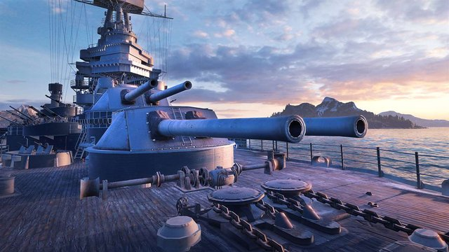 World of Warships: Legends. Ultimate Texas screenshot