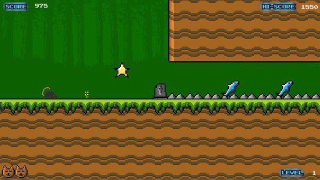 Calzone's Adventure screenshot