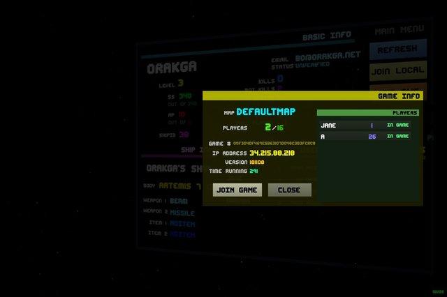 Star Fighters screenshot