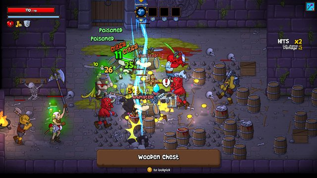 Rampage Knights screenshot