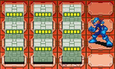 Mega Man Puzzle Network screenshot