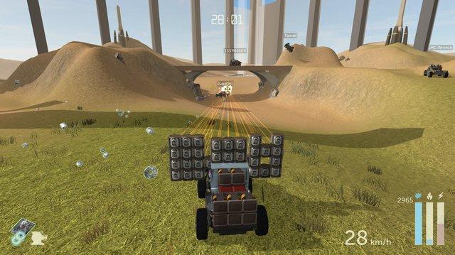 Scraps: Modular Vehicle Combat screenshot